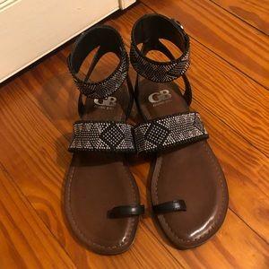 NWOT Gianni Bini sandals